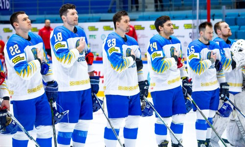 Прямая трансляция матча Казахстан — Россия на «Kazakhstan Hockey Open»