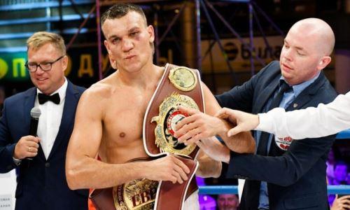 Российский боксер заразился коронавирусом перед боем за титул чемпиона мира