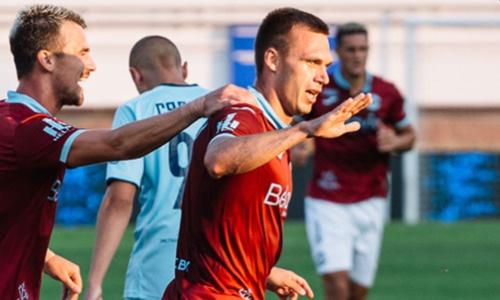 Игрок сборной Казахстана отдал победный ассист за европейский клуб на международном турнире. Видео
