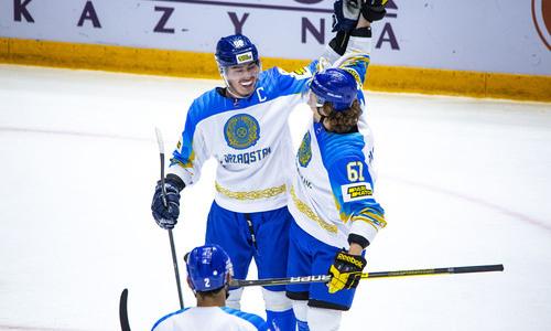 «Шайба зайдет». В сборной Казахстана рассказали, как дожать команду России в матче «Kazakhstan Hockey Open»