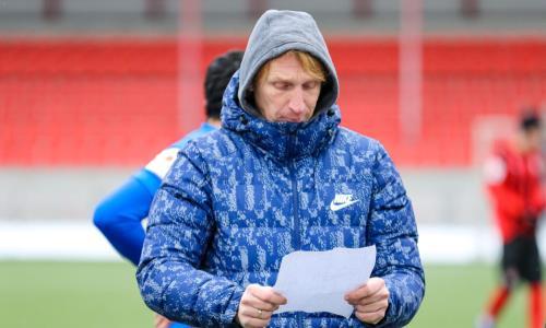 «Наверное, мы заслуживали большего». Наставник клуба ПФЛ прокомментировал поражение от «Шахтера»