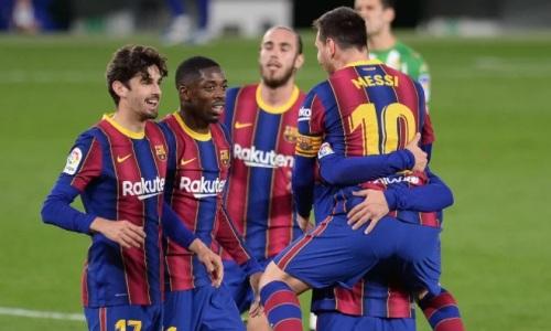 Прямая трансляция матча Ла Лиги «Барселона» — «Алавес»