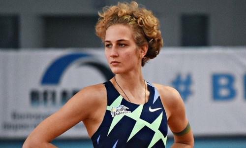 Казахстанская легкоатлетка завоевала «серебро» на открытом чемпионате Беларуси