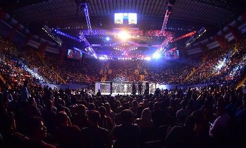 «Чертовски хорош». UFC назвал один из лучших боев в истории промоушена