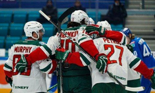 Потенциальный соперник «Барыса» по плей-офф может стать победителем дивизиона Харламова