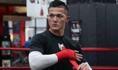 Стал известен следующий соперник казахстанского боксера-полицейского из Нью-Йорка