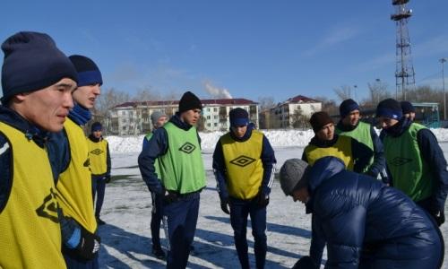 «Алтай» проводит сборы в Усть-Каменогорске перед новым сезоном