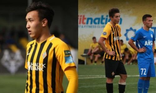 «Кайрат» отправил троих футболистов в другой казахстанский клуб