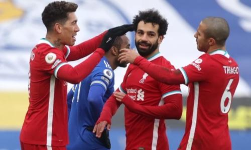 Прямая трансляция матча Лиги Чемпионов «РБ Лейпциг» — «Ливерпуль»