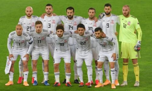 Сборная Казахстана может провести товарищеский матч с Грузией. Известна дата