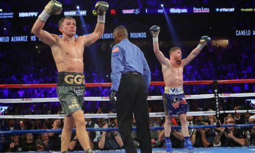 «Просто возмутительно». Британский боксер требует пересмотра итога боя Головкин — «Канело»