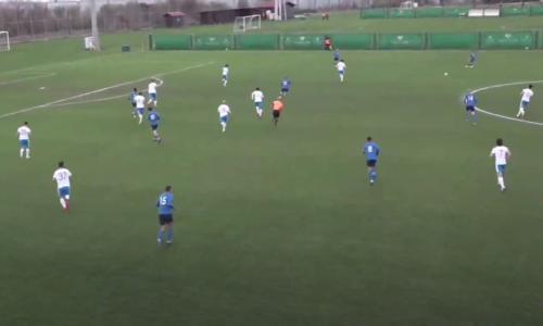 Футболисты сборной Казахстана помогли «Ротору» победить грузинский клуб