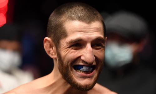 Тагир Уланбеков узнал имя следующего соперника в UFC