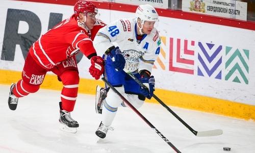 «Иногда удается вырвать победу». В России озвучили фаворита матча КХЛ между «Барысом» и «Автомобилистом»