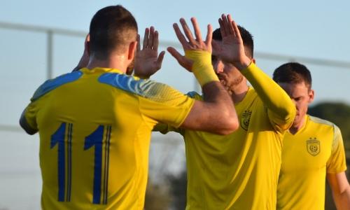 Прямая трансляция товарищеского матча «Астана» — «Торпедо»