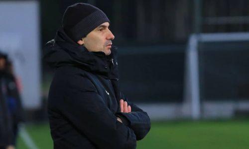 «Соперник был сегодня свежее, быстрее». Бабаян объяснил поражение «Тобола» грузинскому клубу на УТС