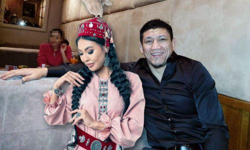 Куат Хамитов после «романа» с Алтынбековой положил глаз на 19-летнюю мисс Кызылорды. Фото