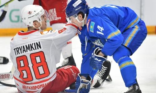 «Им сейчас легко». Назван победитель матча КХЛ «Барыс» — «Автомобилист»