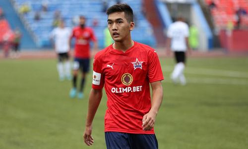 Российский клуб официально объявил о переходе футболиста молодежной сборной Казахстана в КПЛ