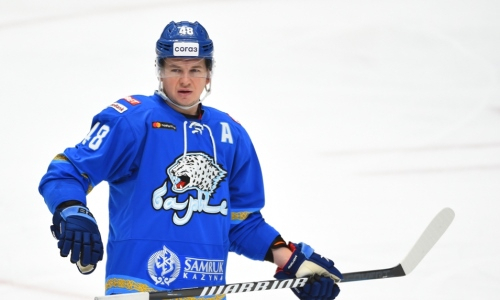 Видео шайб матча КХЛ «Барыс» — «Автомобилист» 2:1