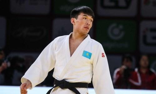 Казахстанский дзюдоист завоевал «бронзу» на международном турнире в Израиле