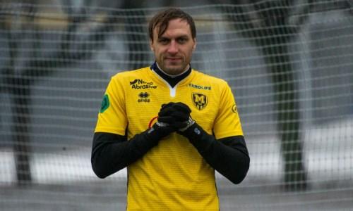 Украинский клуб объявил об уходе бывшего игрока «Окжетпеса»