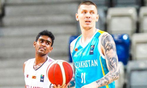 Сборная Казахстана оформила невероятный разгром в квалификации Кубка Азии