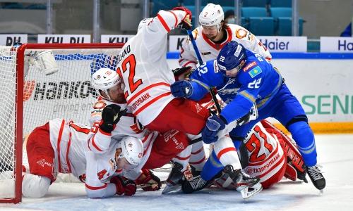«Помешали переломить ход игры». В Екатеринбурге объяснили поражение «Автомобилиста» от «Барыса»