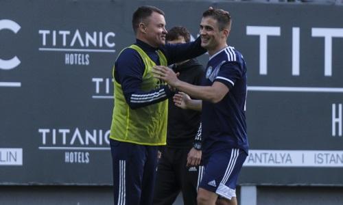 «Ордабасы» переиграл европейский клуб в матче с шестью голами