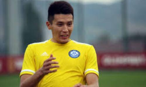 Защитник сборной Казахстана официально попрощался с «Тоболом»