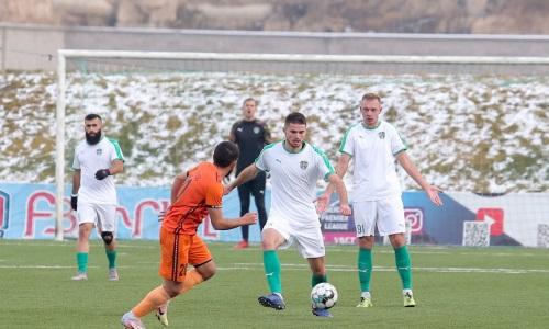Европейский клуб с казахстанцем в составе вырвался на первую строчку национального чемпионата