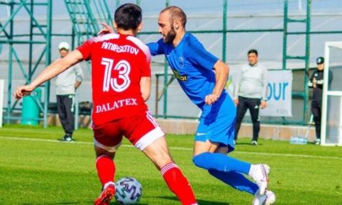 Еще один клуб КПЛ не смог обыграть грузинскую команду
