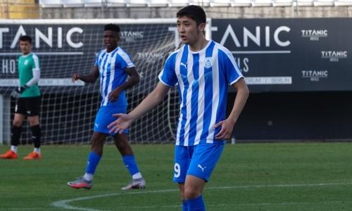 «Тараз» победил боснийский клуб благодаря голам казахстанцев