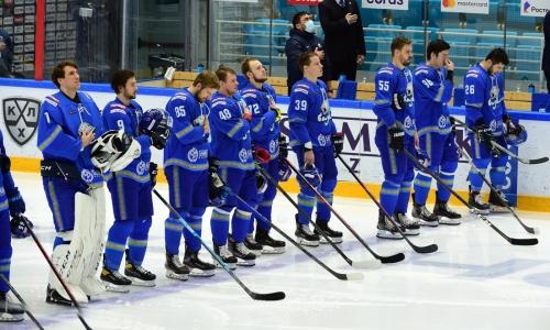 Прямая трансляция матча КХЛ «Барыс» — «Сибирь»