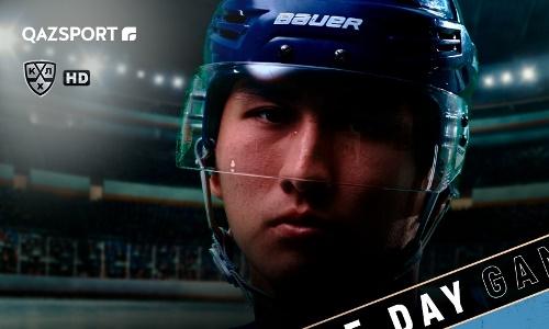 «Барыс» представил анонс заключительного домашнего матча регулярного чемпионата КХЛ