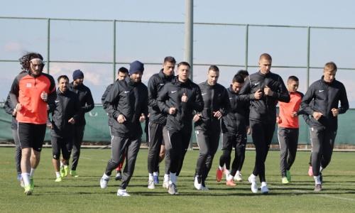 Не дотянули до камбэка. «Кызыл-Жар СК» потерпел поражение в матче с пятью голами на УТС