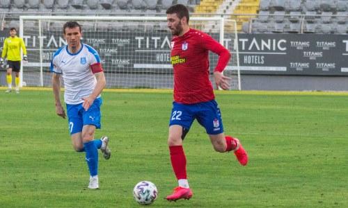 Забивший три мяча «Таразу» российский форвард объяснил крупную победу своей команды