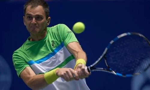 Казахстанский теннисист вышел в финал квалификации турнира в Нур-Султане