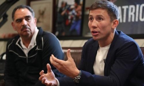 Боксер из лагеря Головкина намекнул на виновного в его уходе от Санчеса