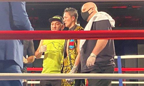 Победу казахстанского боксера в США назвали «корявой»