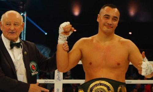 Казахстанский супертяж-нокаутер после завоевания титула WBA хочет бои с Джошуа и Фьюри