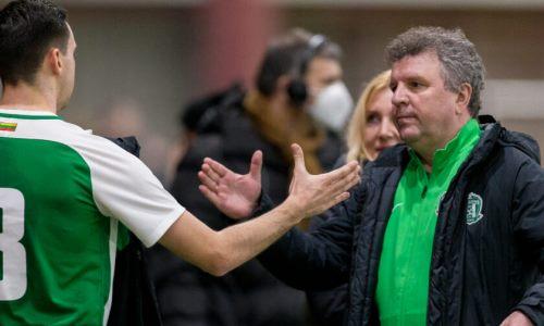 Работающий в Европе тренер из Казахстана завершил подготовку к новому сезону яркой победой