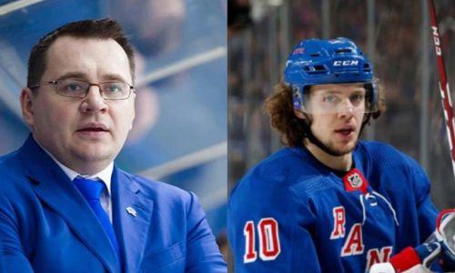 Экс-тренер «Барыса» может сломать карьеру звезде НХЛ?
