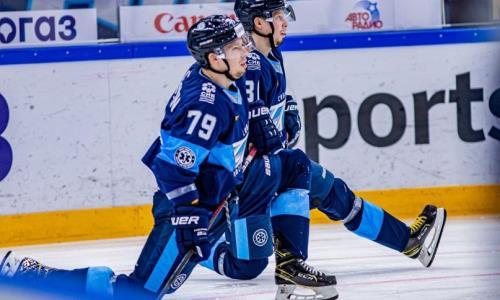 Хоккеист «Сибири» признан лучшим игроком дня в КХЛ за матч с «Барысом»