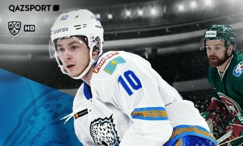 «Барыс» представил анонс выездного матча КХЛ с «Ак Барсом»