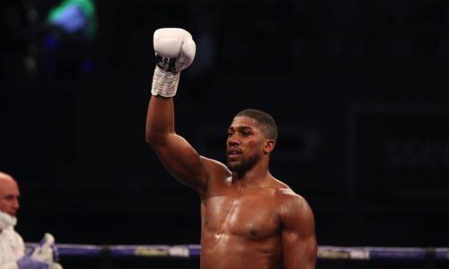 Энтони Джошуа стал богатейшим боксером в истории Британии. Озвучено его состояние