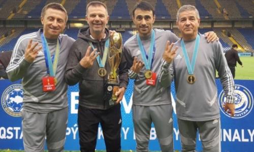 «Сама система не позволяет». В Европе дали оценку футбольному судейству в Казахстане