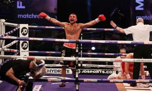 Потенциальный соперник Данияра Елеусинова может получить бой за титул чемпиона мира