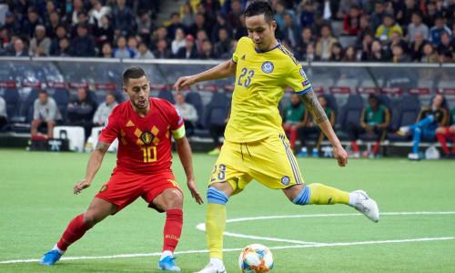 Защитник сборной Казахстана перешел в «Туран»