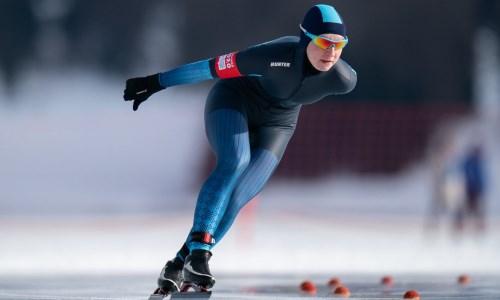 Стали известны результаты первого дня Кубка Казахстана по конькобежному спорту
